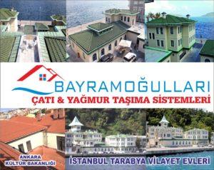 Ankara Çatı Aktarma